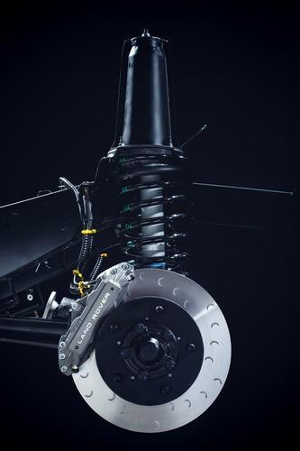 Land Rover Defender, gli accessori per renderla più sportiva (6)