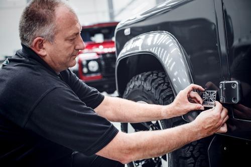 Land Rover Defender, gli accessori per renderla più sportiva (4)