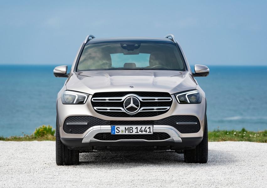 Mercedes-Benz GLE suv 300 d 4Matic Executive (3)
