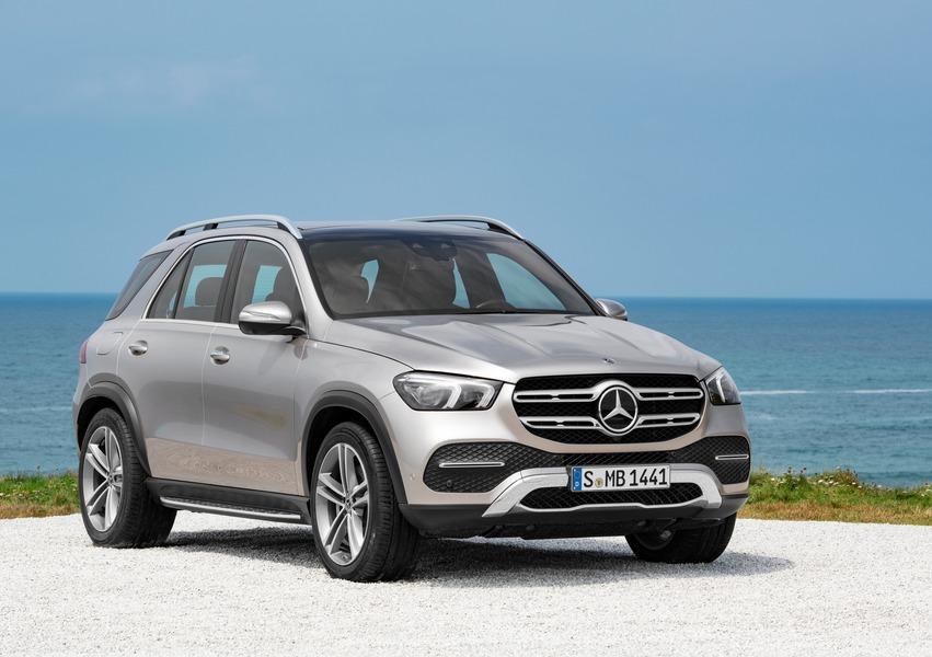 Mercedes-Benz GLE suv 300 d 4Matic Executive