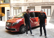 Mercedes Classe V. Come va in Famiglia [Video]
