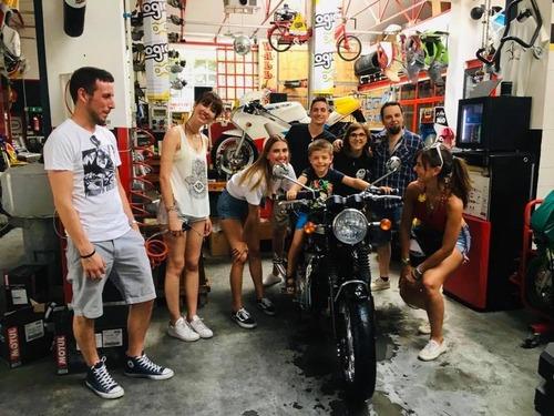 Ciapa la Moto per Garage Italia, un successo (7)