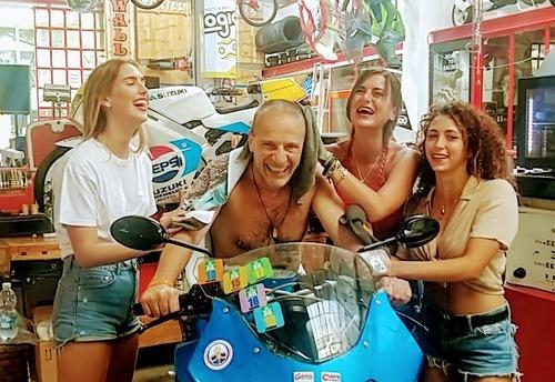 Ciapa la Moto per Garage Italia, un successo