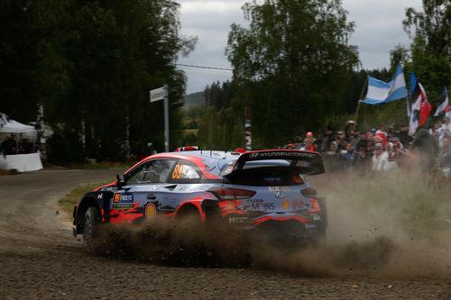 WRC 2019 Finlandia. Il Sabato di Tanak e Toyota (5)