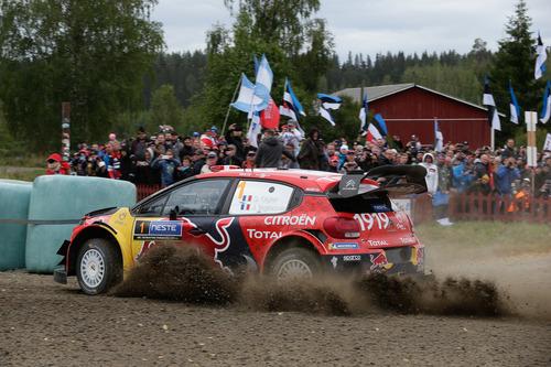 WRC 2019 Finlandia. Il Sabato di Tanak e Toyota (8)