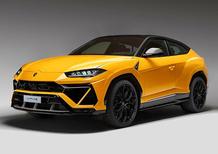 Lamborghini Urus, 2020: il superSUV italiano diventa vero coupé perdendo 2 porte?