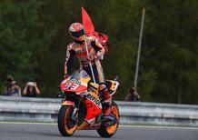DopoGP con l'Ing. e Zam: Marquez fenomenale a Brno