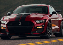 Mustang Shelby GT500 | 0-160-0 km/h in 10,6 secondi...