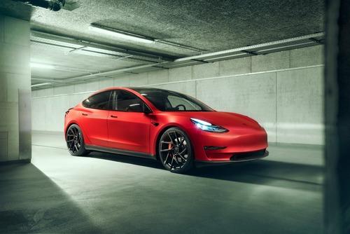 Tesla Model 3 | Novitec la rende...più sportiva! (3)