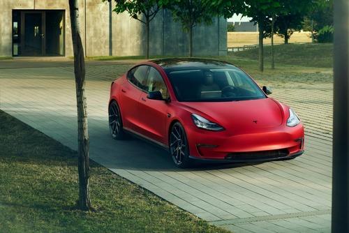 Tesla Model 3 | Novitec la rende...più sportiva! (6)