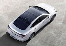 Pannelli solari per auto | Eccoli sulla Hyundai Sonata Hybrid