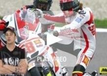 GP di Germania. In pista con Andrea Dovizioso
