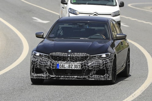 Nuova BMW Alpina B3: ecco il prototipo [Foto gallery] (3)