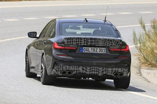 Nuova BMW Alpina B3: ecco il prototipo [Foto gallery] (5)