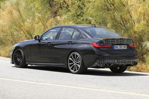 Nuova BMW Alpina B3: ecco il prototipo [Foto gallery] (2)