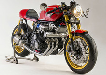 Honda CBX1000 by Mandril Garage: che bomba!
