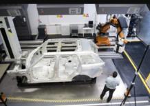 Robot e tecnologie laser: insieme nella nuova frontiera della produzione automobilistica
