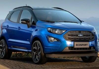 Ford Ecosport 1 5 Tdci 95 Cv Titanium 06 2015 12 2017