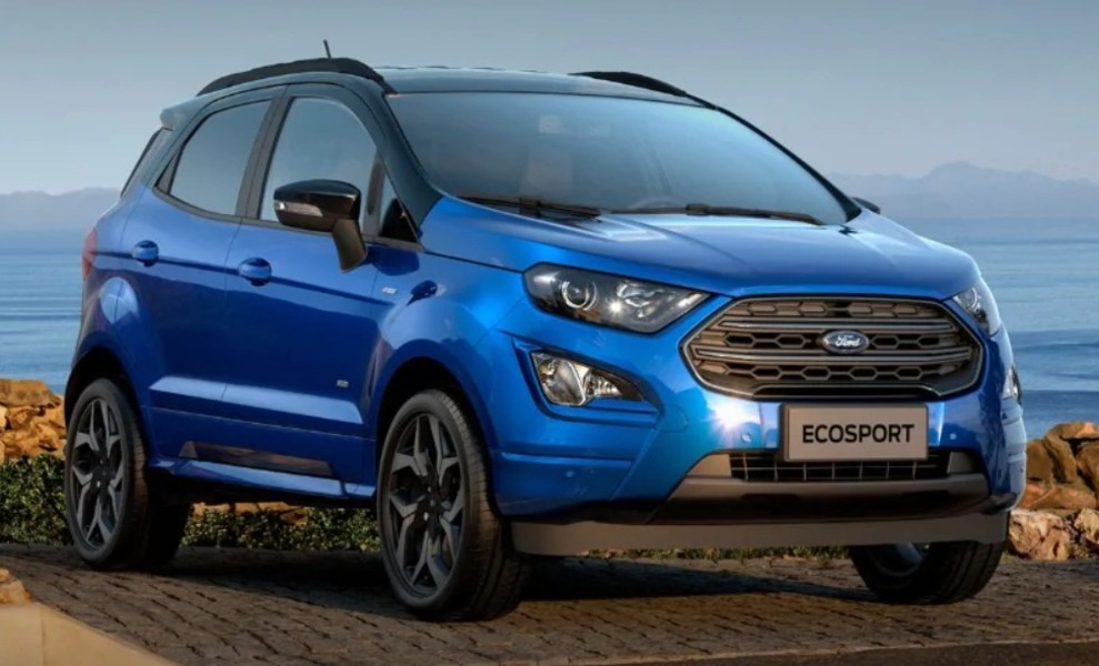 Ford EcoSport 1.5 TDCi 100 CV Start&Stop Business