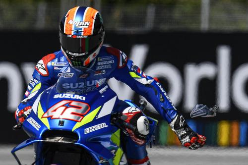 MotoGP 2019. GP Austria, Marc Marquez in pole position (7)