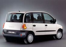 MPV Fiat bifuel e ibrido: Multipa Hybrid Power [video]