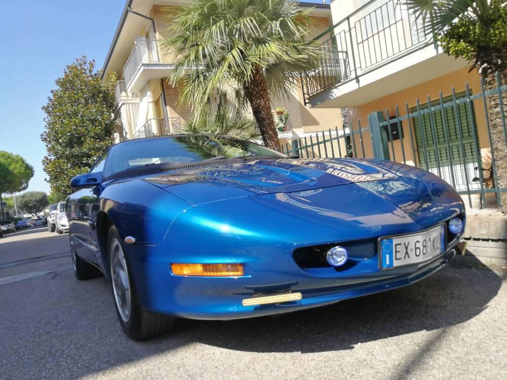 Firebird  Targa top 3.4 V6 1994  d'epoca del 1994 a Pesaro (4)