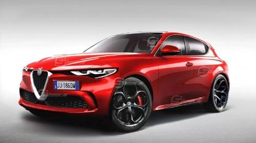 Alfa Romeo nuova Giulietta: ecco (in render) le nuova generazione [Foto Gallery]