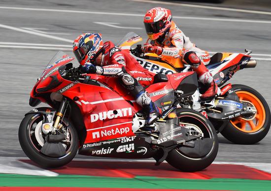 MotoGP 2019. Le Pagelle del GP d'Austria a Zeltweg