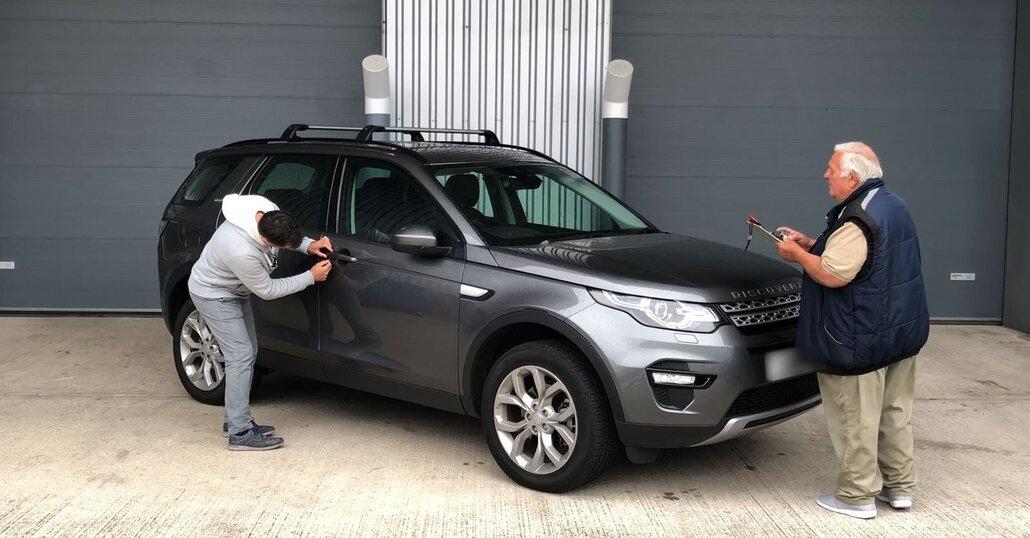 Keyless: le auto rubate in 10 secondi col jammer [video]
