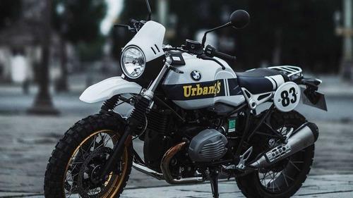 BMW R nineT Urban G/S Dakar Series n.1: omaggio a Hubert Auriol (3)