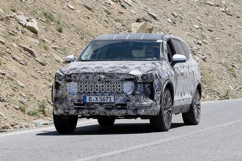 Nuovo SUV Brilliance V9: eccolo in Spagna [gallery] (4)