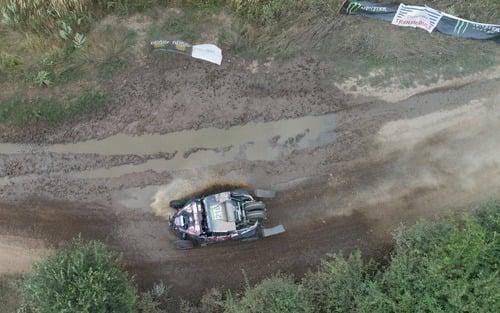 Hungarian Baja 2019. Tris Terranova (Mini). Melot e De Gavardo (KTM) Campioni (5)