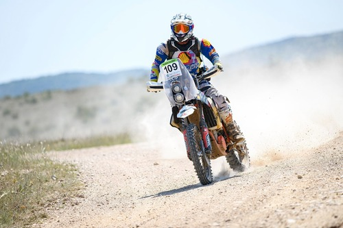 Hungarian Baja 2019. Tris Terranova (Mini). Melot e De Gavardo (KTM) Campioni (7)