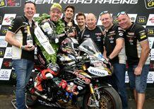 Triumph Daytona Moto2 765 Limited Edition: sarà guidata da Hickman al GP di Silverstone