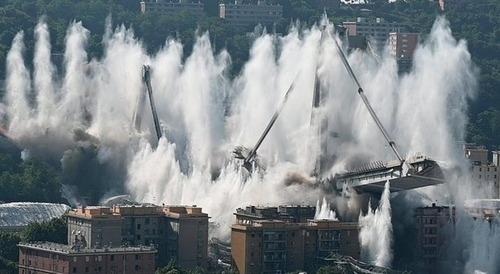 Un anno di Ponte Morandi: cosa è stato fatto dal 2018 ad oggi