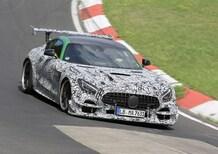 Nuova Mercedes-AMG GT 2020: ecco la special Black Series [Gallery]