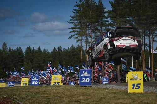 Rally di Finlandia 2019: le foto più belle (8)
