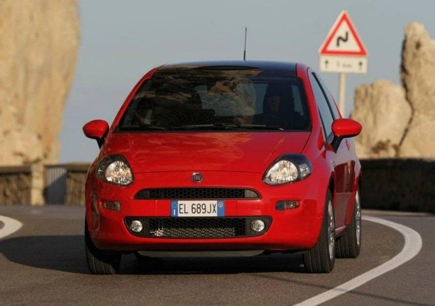 Fiat Punto 1.4 3 porte Van Easy 4 posti (3)