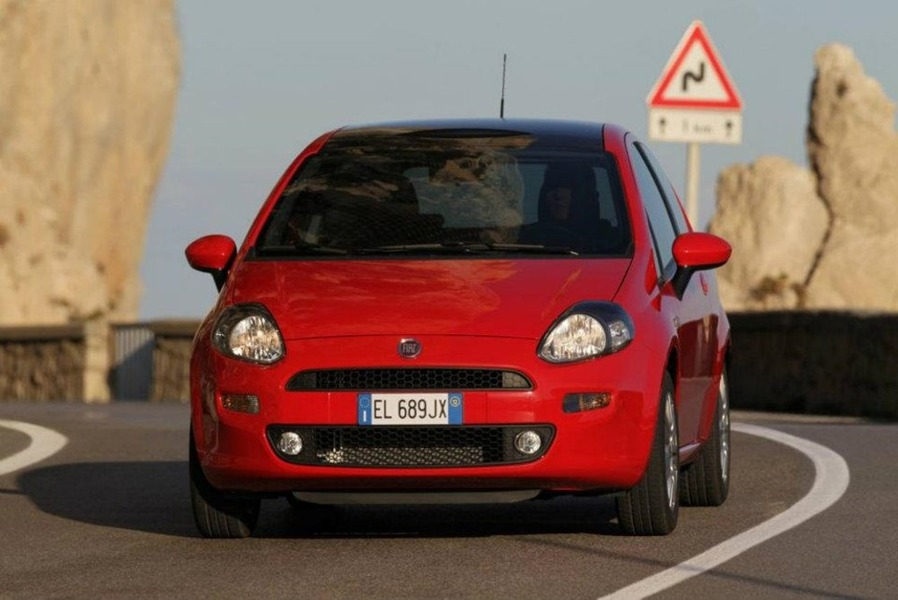 Fiat Punto 1.4 8V 3 porte Natural Power Lounge (4)