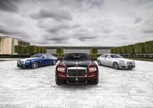 Rolls-Royce Ghost Zenith Collection: lusso sfrenato per 50 unità