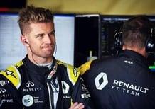 F1, Hulkenberg non vuole andare in Formula E
