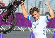 Zanardi: costruirò la hand-bike definitiva per tutti