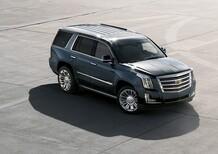 Cadillac Escalade: il SUV americano sarà anche elettrico?