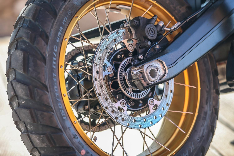 Tecnica: Le ruote (a raggi) delle moto
