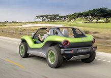 Volkswagen ID test drive: prime impressioni guida dell'auto elettrica tedesca (in chiave Buggy)
