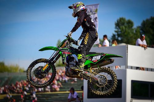 MXGP d'Italia a Imola: Tim Gajser campione del mondo MXGP (8)