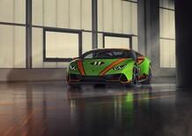 Lamborghini Huracan EVO GT Celebration presentata alla Monterey Car Week