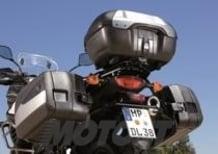 Accessori per la nuova V-Strom: Suzuki propone 4 kit