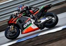 MotoGP. Test sul KymiRing in Finlandia
