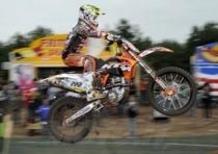 Le KTM svettano nelle qualifiche di Lommel